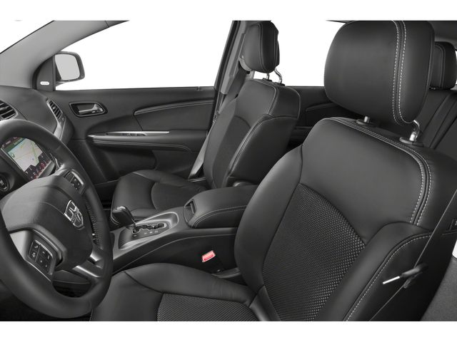 Dodge Journey Driver Interior