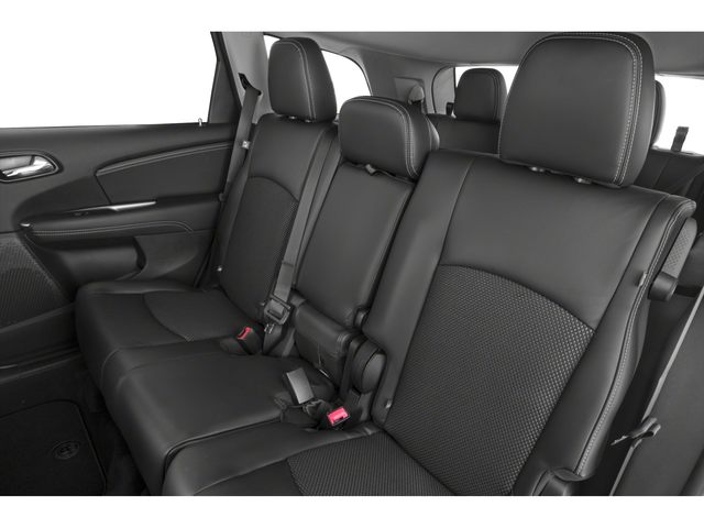 Dodge Journey Rear Interior