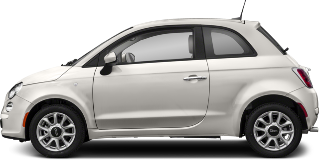2019 FIAT 500 Hatchback Lounge