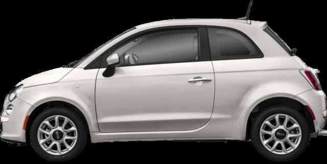 2019 FIAT 500 Hatchback Lounge