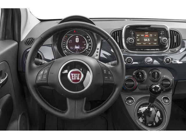 2019 FIAT 500c Convertible