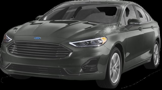 2019 Ford Fusion Sedan S
