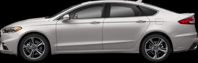 2019 Ford Fusion Sedan Sport