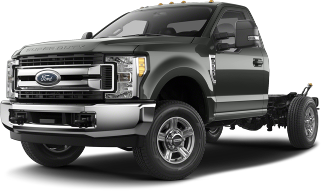 2019 Ford F-350 Chassis Truck XL
