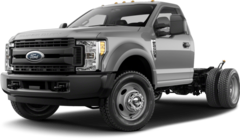 2019 F-450 Chassis Truck