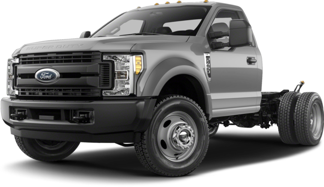 2019 Ford F-450 Chassis Truck XL