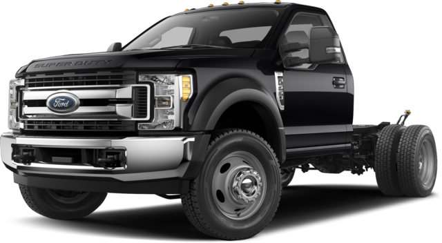 2019 Ford F-550 Chassis Truck XL