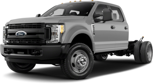 2019 Ford F-550 Chassis Truck