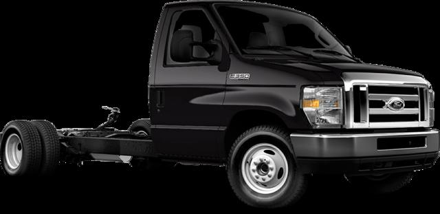 2019 Ford E-350 Cutaway Truck Base