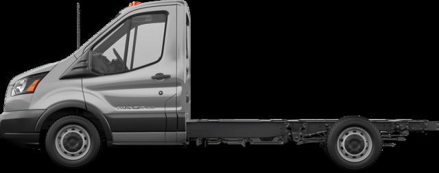 2019 Ford Transit-350 Cutaway Truck Base