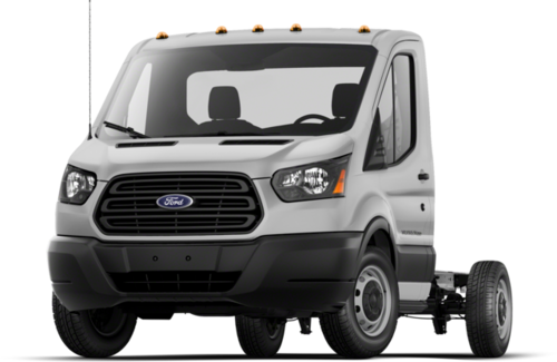 2019 Ford Transit-350 Cab Chassis Truck