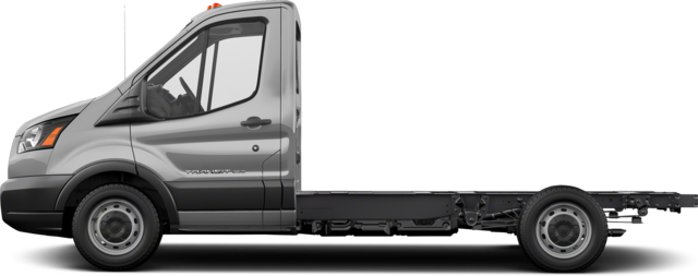 2019 Ford Transit-350 Cab Chassis Truck Base
