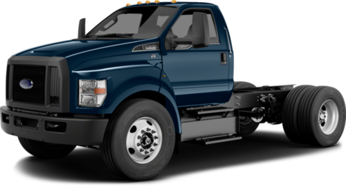 2019 Ford F-750 Gas Truck