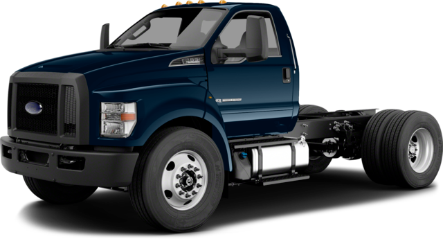 2019 Ford F-750 Tractor Truck