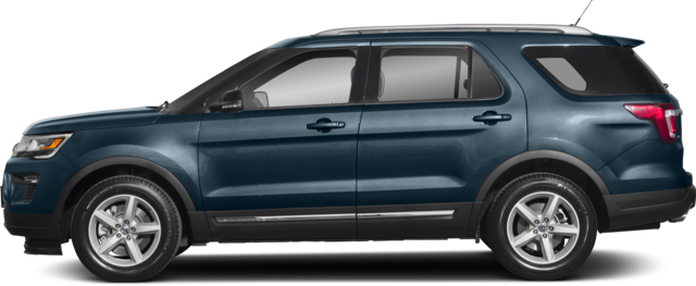2019 Ford Explorer SUV XLT