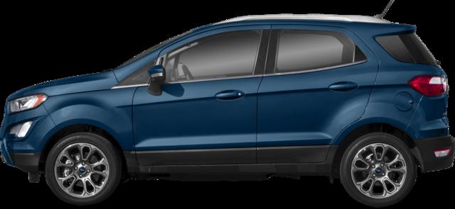 2019 Ford EcoSport SUV SE