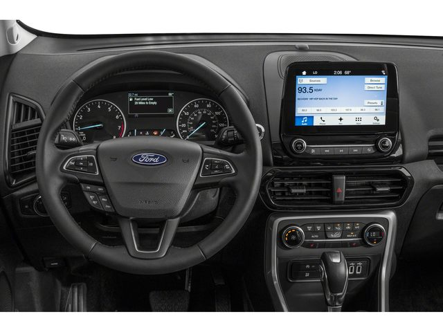 2019 Ford Ecosport For Sale In Marble Falls Tx Johnson