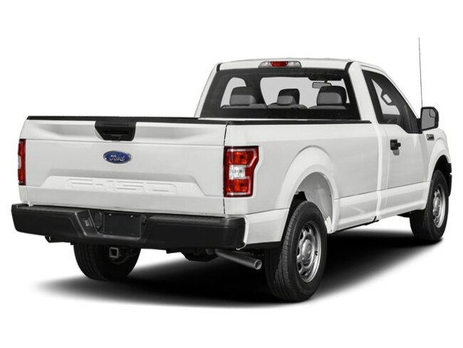 New 2019 Ford F-150 XL Oxford White in Vernon, TX ...