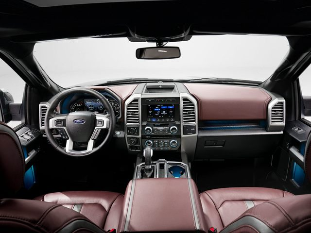 2019 Ford F-150 Technology