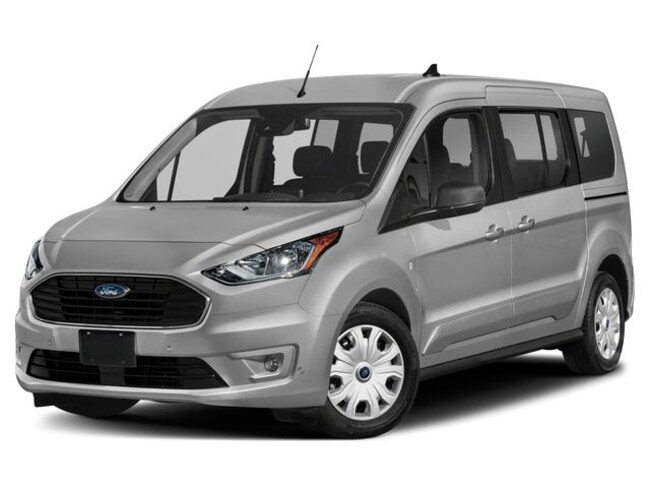 New 2019 Ford Transit Connect Wagon For Sale At Matheny