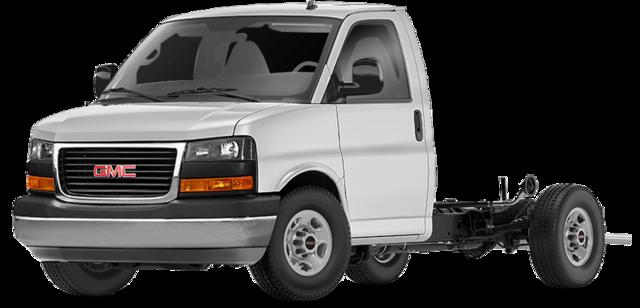 2019 GMC Savana Cutaway Truck Work Van