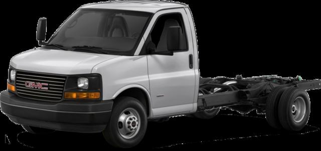 2019 GMC Savana Cutaway 4500 Truck 4500 Van