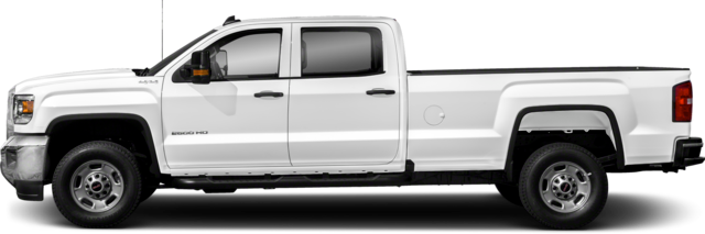 2019 GMC Sierra 2500HD Truck Base