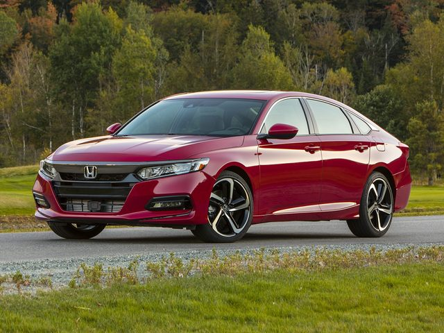 2019 Honda Accord Exterior