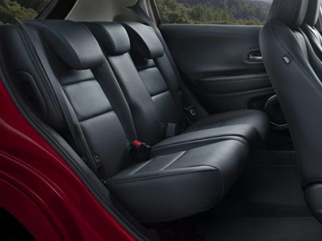 2020 Honda HR-V Rear Interior