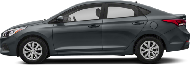 2019 Hyundai Accent Sedan SEL