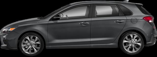 2019 Hyundai Elantra GT Hatchback N Line