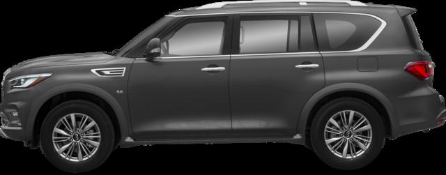 2019 INFINITI QX80 SUV LUXE