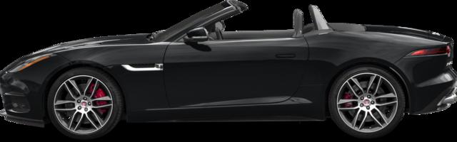 2019 Jaguar F-TYPE Convertible R-Dynamic
