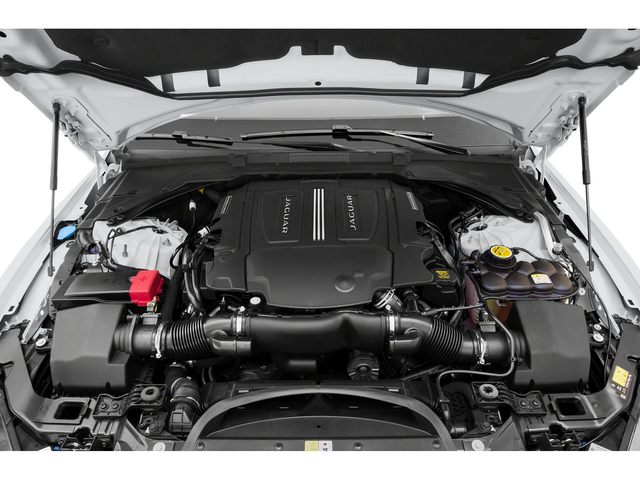 Jaguar XE Engine
