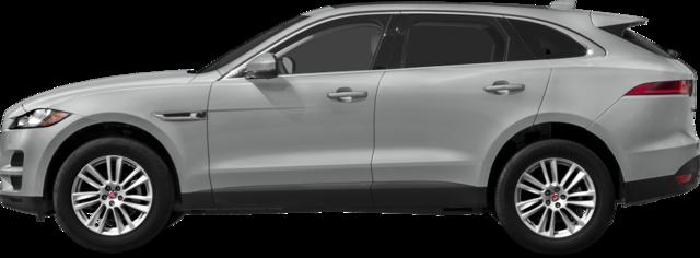 2019 Jaguar F-PACE SUV 25t Premium
