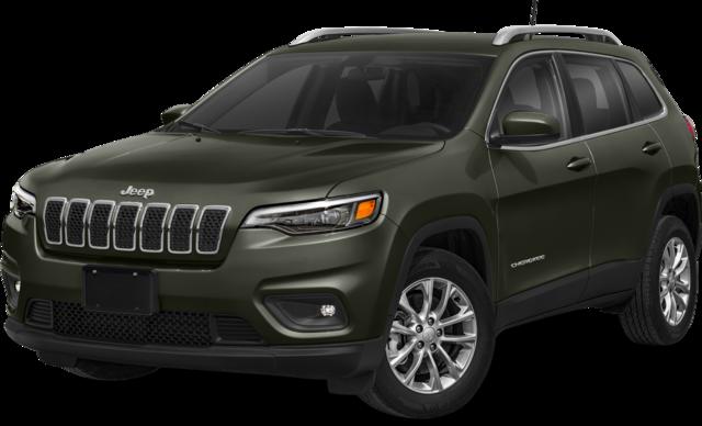 Elegant 2019 Jeep Cherokee SUV