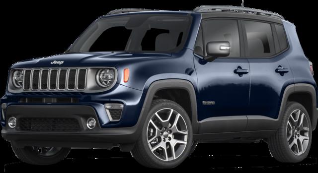 2019 Jeep Renegade SUV Sport 4x4