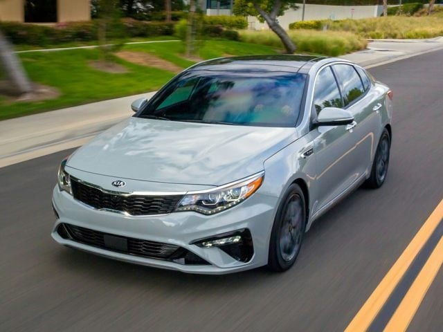 New Kia Optima at HW Kia of West County