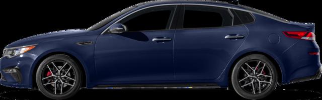 2019 Kia Optima Sedan SX Turbo