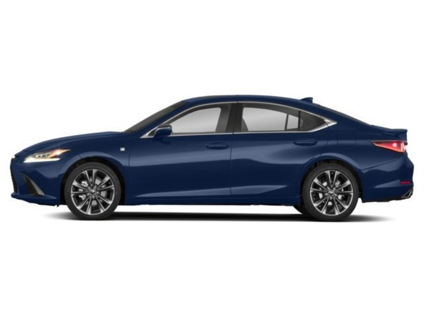 New 2019 LEXUS ES 350 F Sport For Sale at Herb Chambers Lexus of