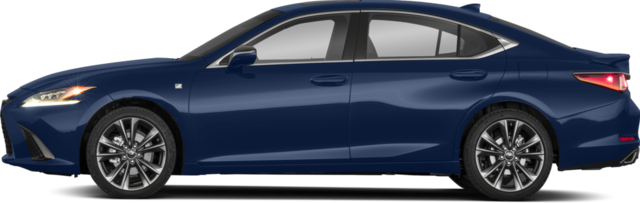 2019 Lexus ES 350 Sedan F Sport