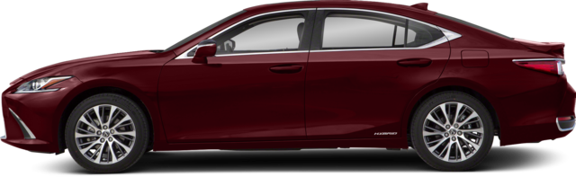 2019 Lexus ES 300h Sedan Luxury