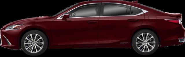 2019 Lexus ES 300h Sedan Luxury