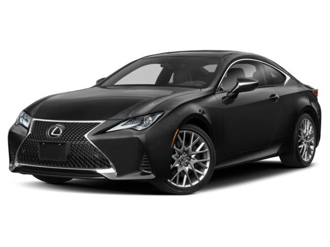 New 2019 LEXUS RC 350 For Sale at Keyes Lexus | VIN: JTHHZ5BC7K5019419