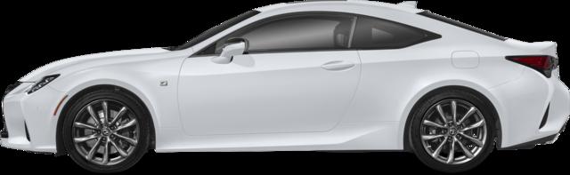 2019 Lexus RC 350 Coupe F SPORT