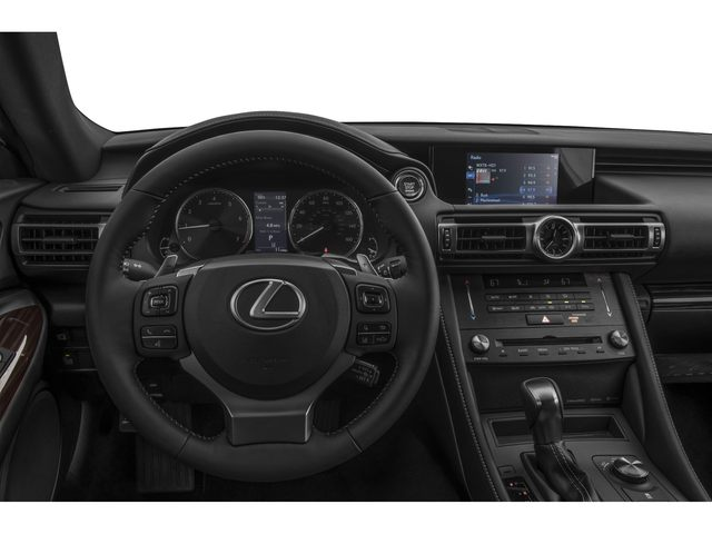 2019 Lexus RC Wheel