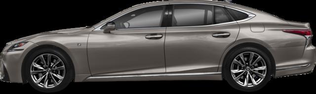 2019 Lexus LS 500 Sedan F Sport
