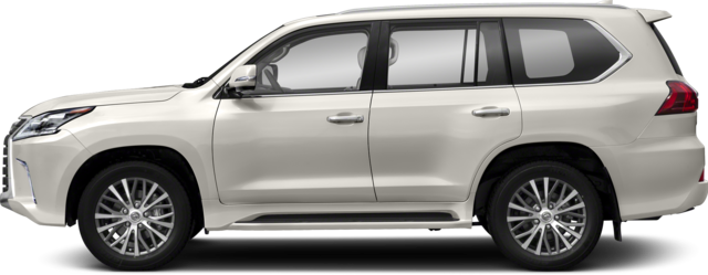 2019 Lexus LX 570 SUV Three-Row