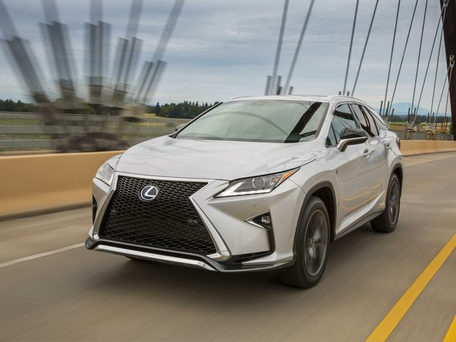 2019 Lexus RX 350 near Washington DC