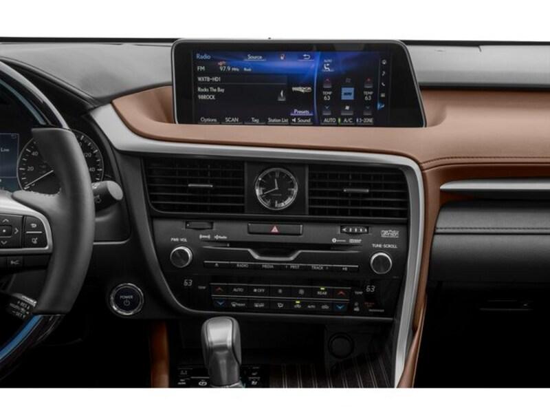 New 2019 LEXUS RX 450hL For Sale at Johnson Lexus Of Durham | VIN